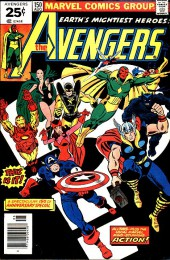 Avengers Vol. 1 (Marvel Comics - 1963) -150- Avengers assemble!