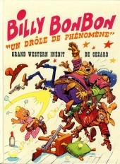 Billy Bonbon -3- Un drôle de phénomène