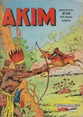 Akim (1re série) -58- Le défi des aigles