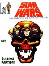 Star Wars (1983 - en espagnol) -1- ¡Última Partida!