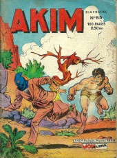 Akim (1re série) -65- L'ultime carte du chef mystérieux