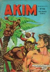 Akim (1re série) -66- Le champion obstiné