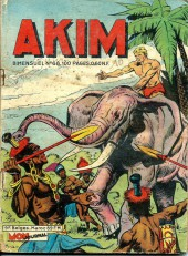 Akim (1re série) -68- Le pari de Bill Parkin