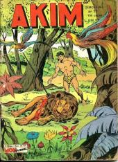 Akim (1re série) -77- Les diables volants