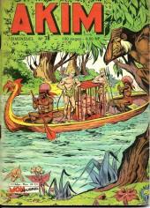 Akim (1re série) -78- La charge des gorilles