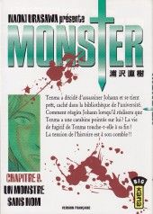 Monster (Urasawa) -9- Un monstre sans nom