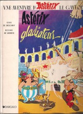 Astérix -4e1984- Astérix gladiateur