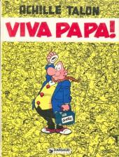 Achille Talon -20a79- Viva Papa!