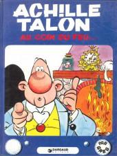 Achille Talon -12a79a- Achille Talon au coin du feu...