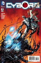 Cyborg (2015) -3- Battleground: Detroit !