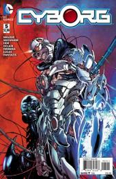 Cyborg (2015) -5- Rubble & Revelations