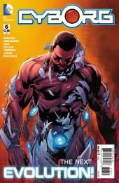 Cyborg (2015) -6- Techno-Takedown !