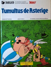 Astérix (en latin) -19- Tumultus de asterige