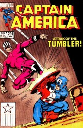 Captain America (1968) -291- Attack of the Tumbler