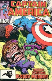 Captain America (Marvel comics - 1968) -313- Mission: Murder MODOK!