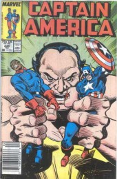 Captain America (Marvel comics - 1968) -338- Power Struggle