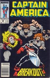 Captain America (Marvel comics - 1968) -340- Breakout