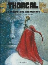 Thorgal -15d06- Le Maître des Montagnes