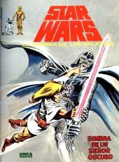 Star Wars (1983 - en espagnol) -2- Sombra de un señor oscuro