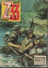 Z33 agent secret -Rec25- Collection reliée N°25 (du n°97 au n°100)