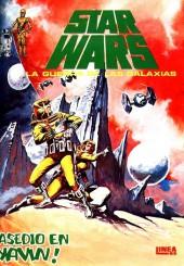 Star Wars (1983 - en espagnol) -4- ¡Asedio en Yavin!