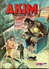 Akim (1re série) -149- Le lac de poussière