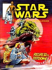 Star Wars (1983 - en espagnol) -7- Regreso a Tatooine