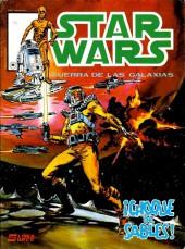 Star Wars (1983 - en espagnol) -8- ¡Choque de Sables!