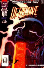 Detective Comics Vol 1 (1937) -AN04- Armageddon 2001: Succession