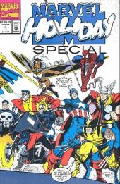 Marvel Holiday Special (1991) -1- Marvel Holidays Special 1991