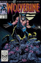 Wolverine (1988) -1- N°1