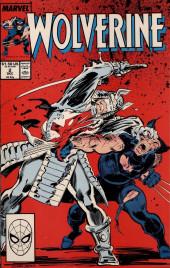 Wolverine (1988) -2- N°2