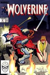 Wolverine (1988) -3- N°3