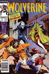 Wolverine (1988) -4- N°4
