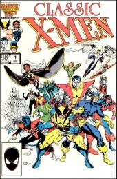 Classic X-Men (1986) -1- First Night