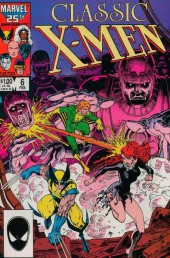Classic X-Men (1986) -6- Merry Christmas, X-Men
