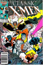 Classic X-Men (1986) -7- Deathstar, Rising!