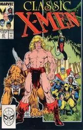 Classic X-Men (1986) -21- Untilted