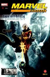 Marvel Universe (Panini - 2007) -8- Annihilation : Conquête (1)