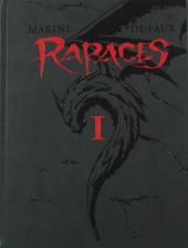 Rapaces (Marini) -TL01- Rapaces 1 et 2