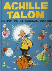 Achille Talon (Publicitaire) -10Shell- Le roi de la science diction
