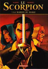 Le scorpion -1b2013- La Marque du Diable