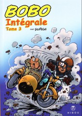 Bobo -INT03- Intégrale - Tome 3