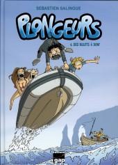 Plongeurs -4- Des bulots à donf