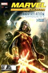 Marvel Universe (Panini - 2007) -11- Annihilation : Conquête (4)