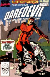 Daredevil Vol. 1 (Marvel - 1964) -AN06- Lifeform part 2