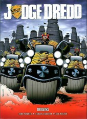 Judge Dredd (Intégrales divers éditeurs)  -INT- Origins