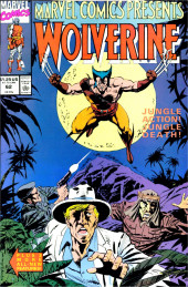 Marvel Comics Presents Vol.1 (Marvel Comics - 1988) -62- Jungle Action! Jungle Death!