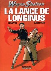 Wayne Shelton -7ES- La lance de longinus