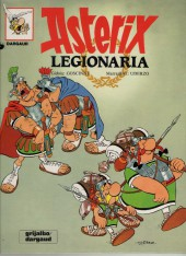 Astérix (en langues étrangères) -10Basque- Asterix legionaria
